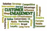 Customer Engagement — Foto Stock
