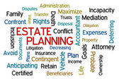 Estate Planning — Stock Photo