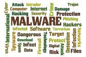 Malware — Foto de Stock