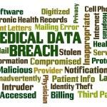 Medical Data Breach — Stock Photo #58841189