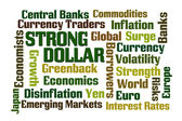 Strong Dollar — Stock Photo
