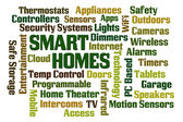 Smart Homes — Stok fotoğraf