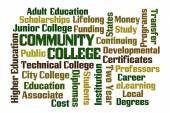 Community College — Stockfoto