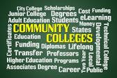 Community Colleges — Zdjęcie stockowe
