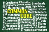 Common Core — Stock Photo