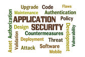 Application Security — Stock Photo