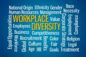 Workplace Diversity — Stock Photo