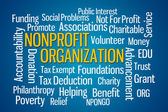 Nonprofit Organization — Stock Photo