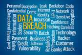 Data Breach — Stock Photo