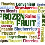 Frozen Fruit — Stock Photo #64370525