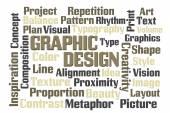 Graphic Design — Stock Photo