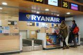 Ryanair — Stock Photo
