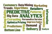 Predictive Analytics — Stock Photo