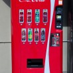 Vending Machine — Stock Photo #65862523