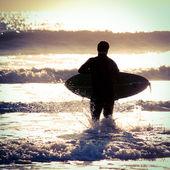 Sörfçü — Stok fotoğraf
