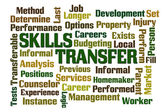 Skills Transfer — Stock Photo