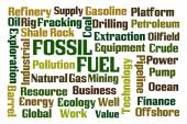 Fossil Fuel — Stock Photo
