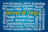 Internet of Things — Stock Photo