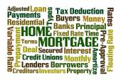 Home Mortgage — Stock Photo