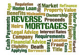 Reverse Mortgages — Stock Photo