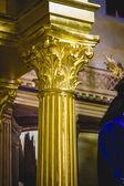 Column capitals — Stock Photo