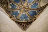 Zřícenina kaple uvnitř katedrála toledo — Stock fotografie