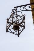 Middeleeuwse stijl lampen — Stockfoto