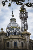 Tower with cupola — Stock Photo