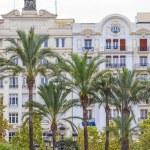 Architecture of city Valencia — Stock Photo #53848257