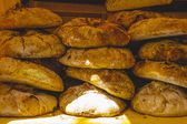 Artisan bread — Stock Photo