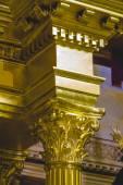 Capiteles de columnas — Foto de Stock