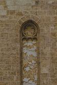Old gothic window — Stock Photo