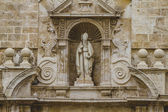 Bishop, typical architecture of Valencia — Foto Stock