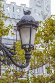 Architettura della città Valencia — Foto Stock