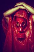 Ebola infection concept — Foto de Stock