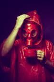 Ebola infection concept — Стоковое фото