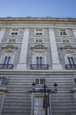 Former residence of the kings of Spain — Foto de Stock