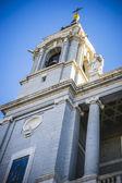 Ancient Almudena Cathedral — Stockfoto