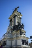 Anıt Kral Alfonso Xii — Stok fotoğraf