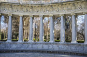 Classic columns gallery — Stockfoto