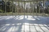 Crystal palace retiro Park — Stok fotoğraf