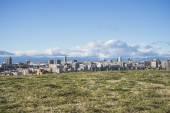 Madrid şehir manzarası — Stok fotoğraf