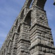 Roman aqueduct of segovia. — Stock Photo #69530477