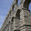 Roman aqueduct of segovia. — Stock Photo #69530541