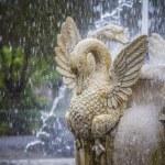 Royal gardens of Aranjuez, Spain — Stock Photo #72822149
