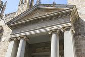 Fasada katedry w Toledo — Zdjęcie stockowe