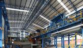 Sugar mill factory — Stock Photo