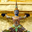 Giant statue from Ramayana — Stock Photo #54008813