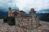 Orthodox Church Cathedral in Montenegro — Stock Photo
