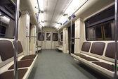 Empty train car — Stock Photo